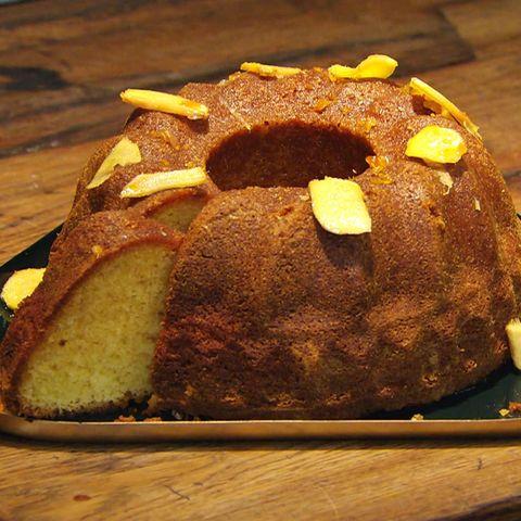 Zitronenkuchen mit Ingwer: Rezept aus der Kochshow essen & trinken Für jeden Tag