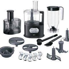 Braun Kompakt-Küchenmaschine