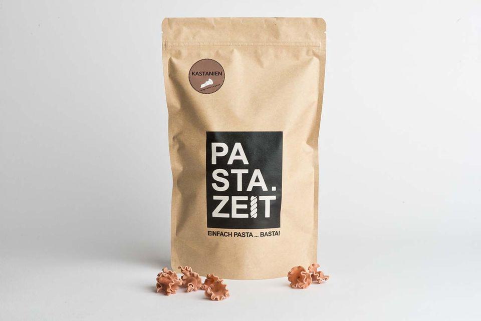 Kastanien Campanelle von Pastazeit