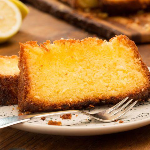 Kaddels veganer Zitronenkuchen