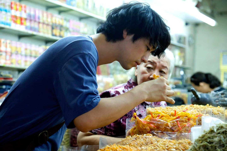Masato auf dem Markt