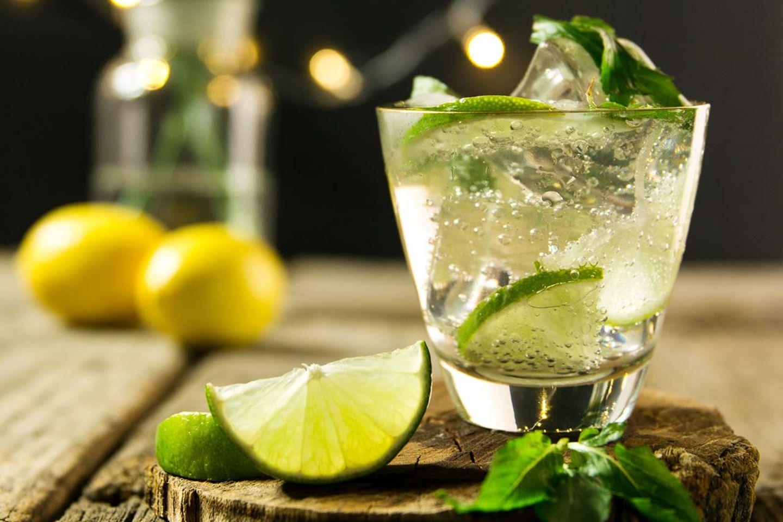 Mojito Rezept Karibik Im Glas Essen Und Trinken