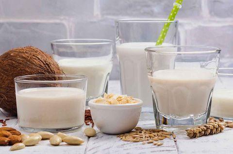 Milchersatzdrinks