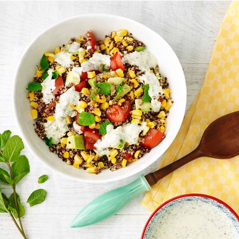 Bunter Quinoa-Salat für Thermomix ®