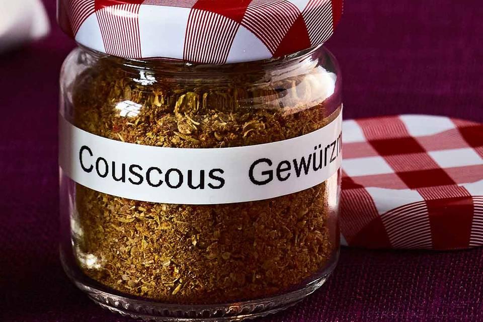 Couscous-Gewürz Rezept