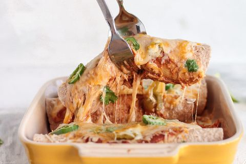 Enchiladas: Rezept