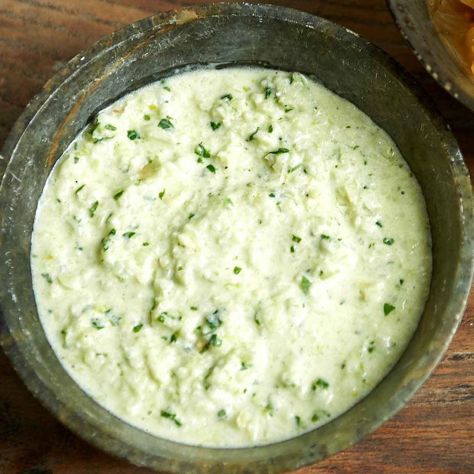 Fenchel-Salsa