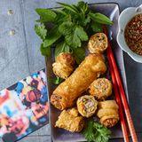 Vietnamesische Frühlingsrollen