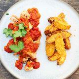 Currywurstbällchen