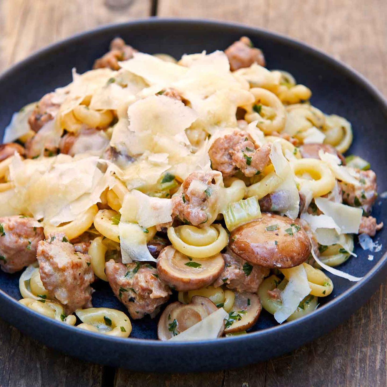 Salsiccia-Pasta
