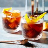 Cold Brew Negroni