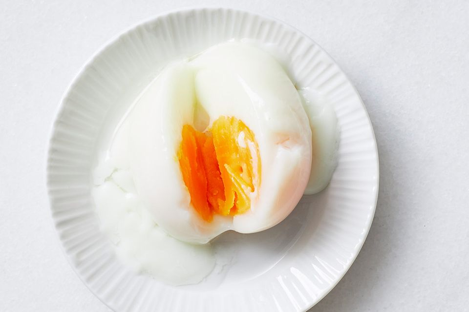 Ei in 3 Garstufen - hartes Ei