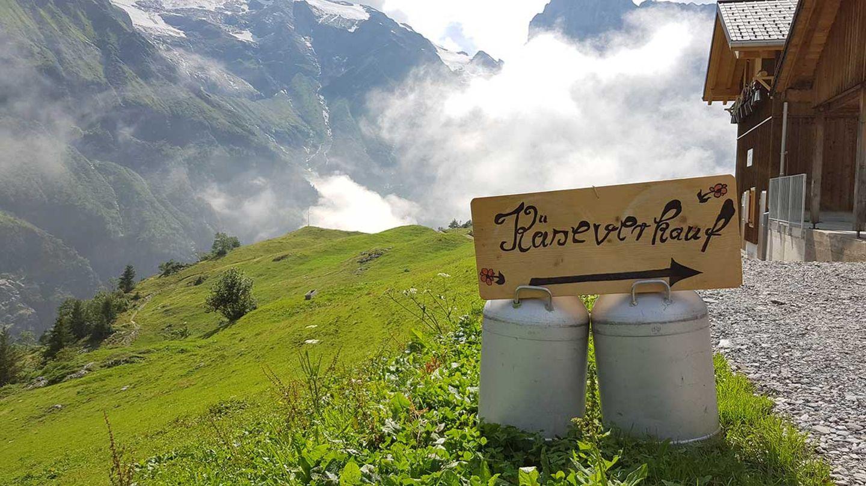 Alpkäserei Surenen Schweiz