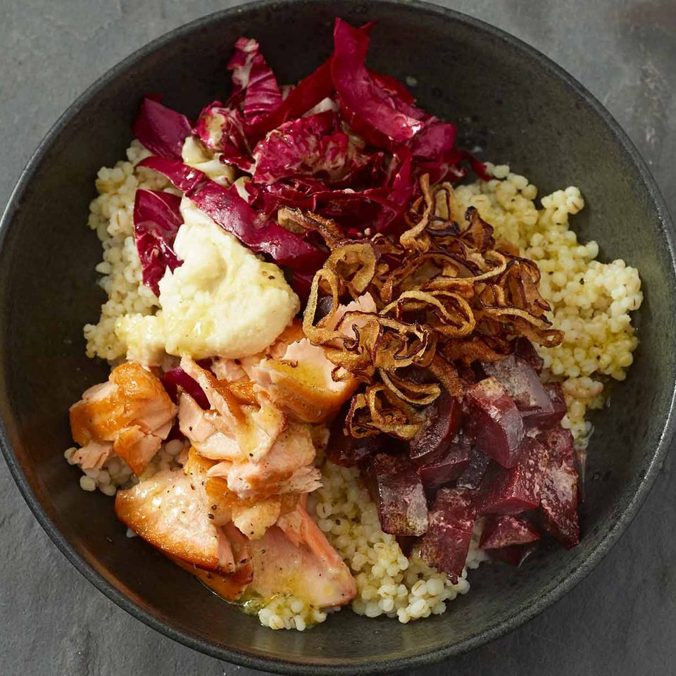 Graupen-Rote-Bete-Bowl