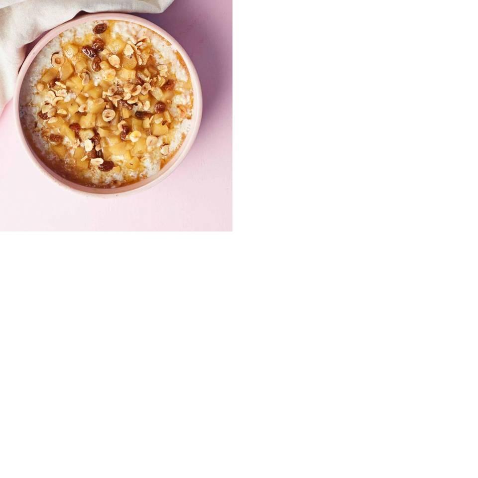 Apple-Pie-Porridge Rezept