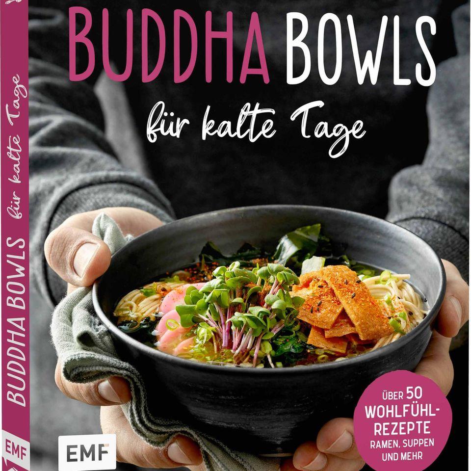 Buch-Cover: Buddha-Bowls für kalte Tage