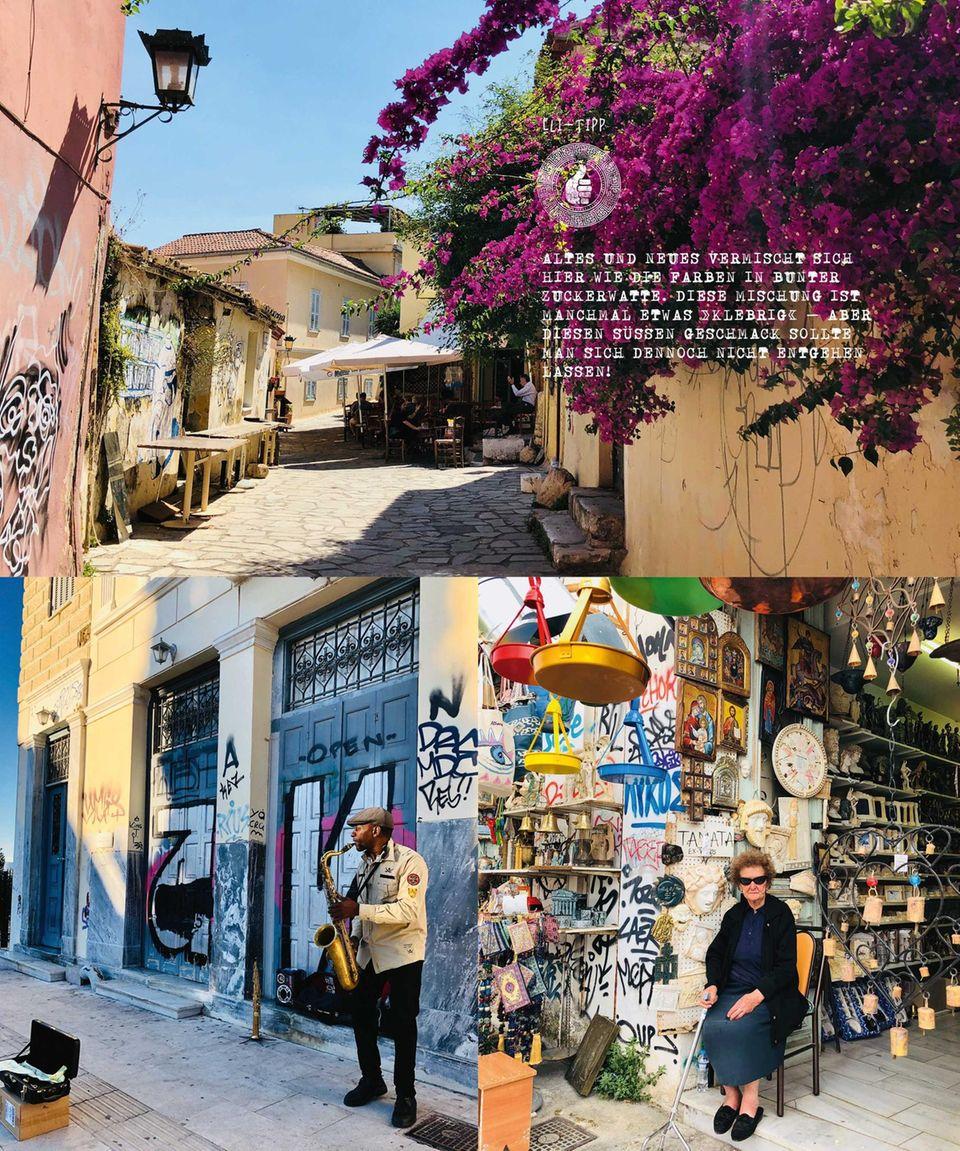 Athen – Das Kochbuch