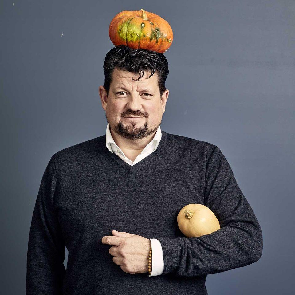 Jan Spielhagen, Host vom essen & trinken Podcast Quatschen mit Sauce