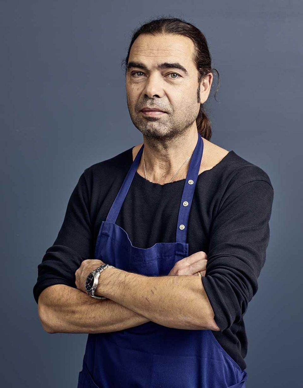 Achim Ellmer vom Podcast Der Küchenchef serviert