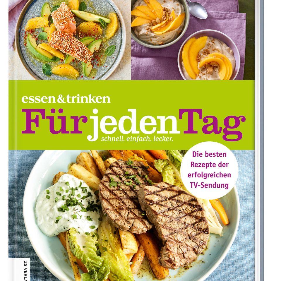 Essen & Trinken für jeden Tag – Das Buch zur TV-Show