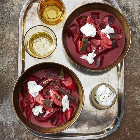 Rote-Bete-Curry