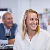 Christina Hollstein im Gespräch mit Ulrich Wickert