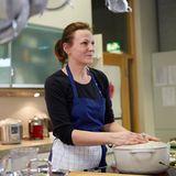 Marion Heidegger kocht in der essen&trinken Küche