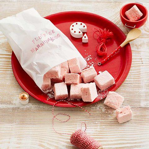 Erdbeer-Marshmallows für Thermomix ®