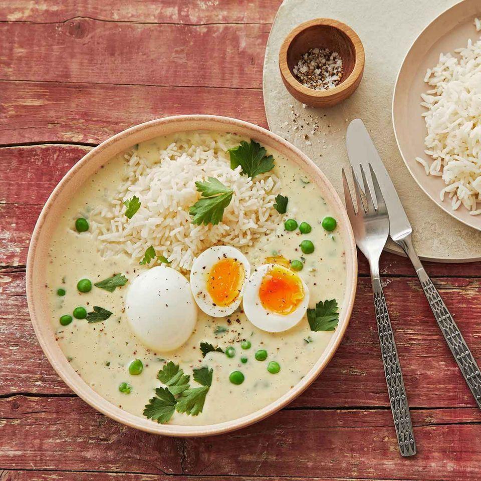 Eier in Senfsauce für Thermomix ®