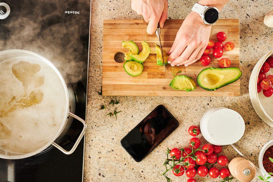 Kochen mit essen&trinken audiocooking