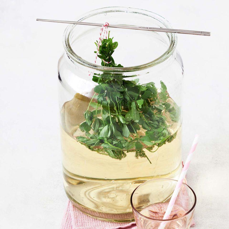 Rezept für Waldmeisterbowle