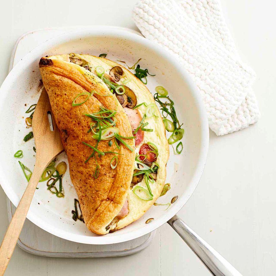 Schaum-Omelett