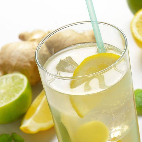 Ginger Ale selber machen: Rezept