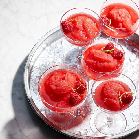 Frozen Raspberry Daiquiri
