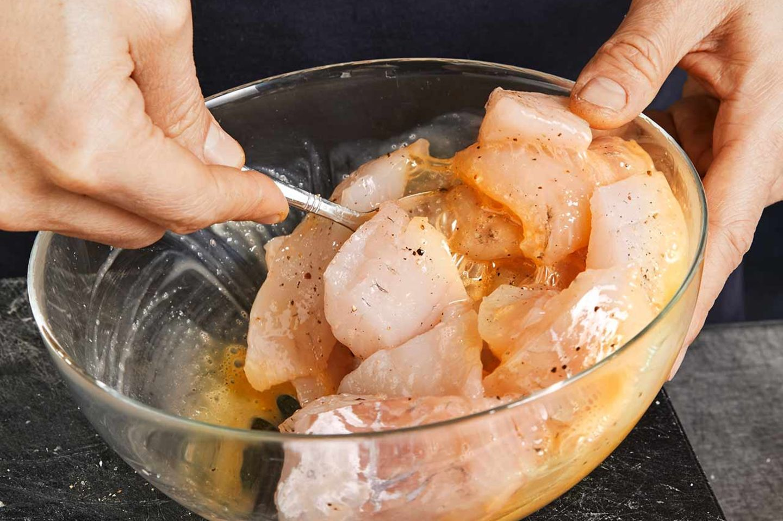 Fischstäbchen selber machen