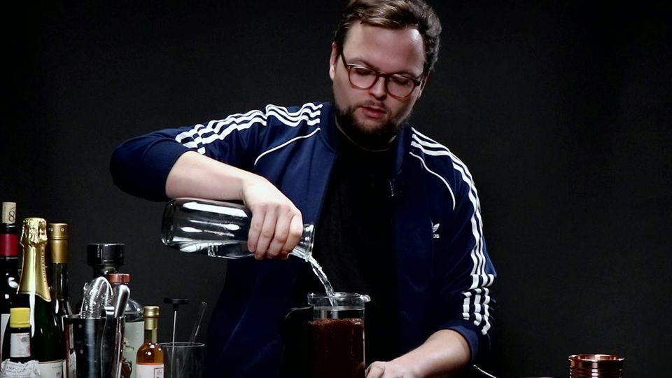Besser trinken mit Ben: Cold Brew Coffee einfach selber machen