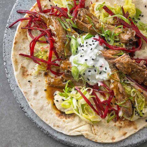 Lamm-Shawarma