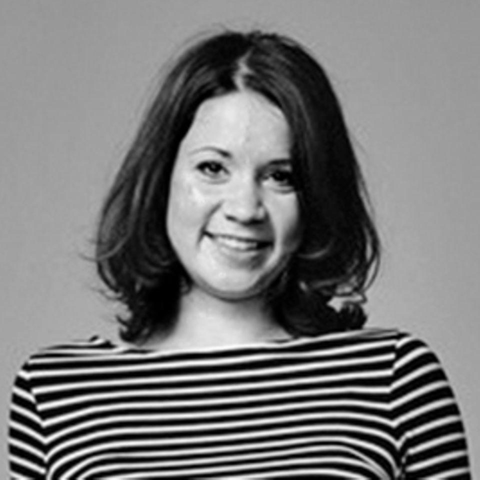 Pressesprecherin Victoria Prillmann von Too Good To Go