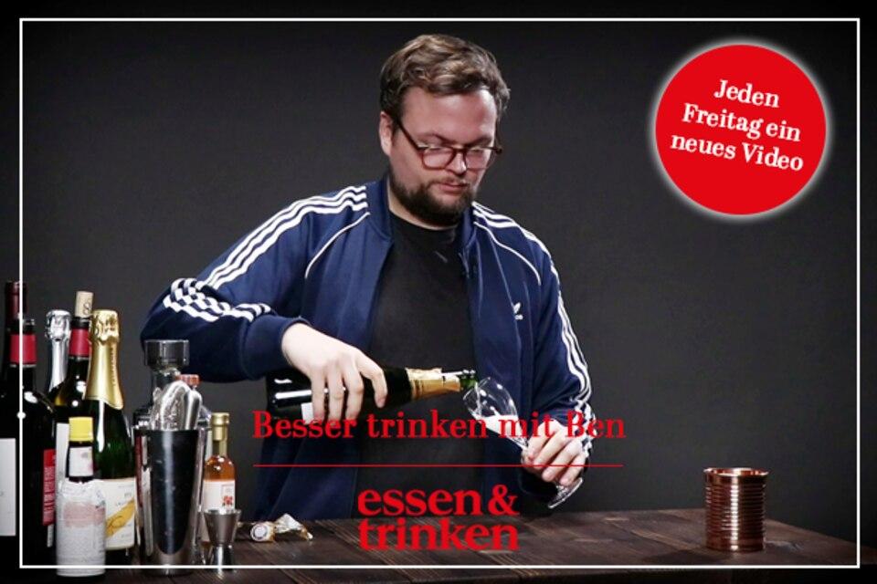 Getränke-Tipps von Benedikt Ernst von essen & trinken