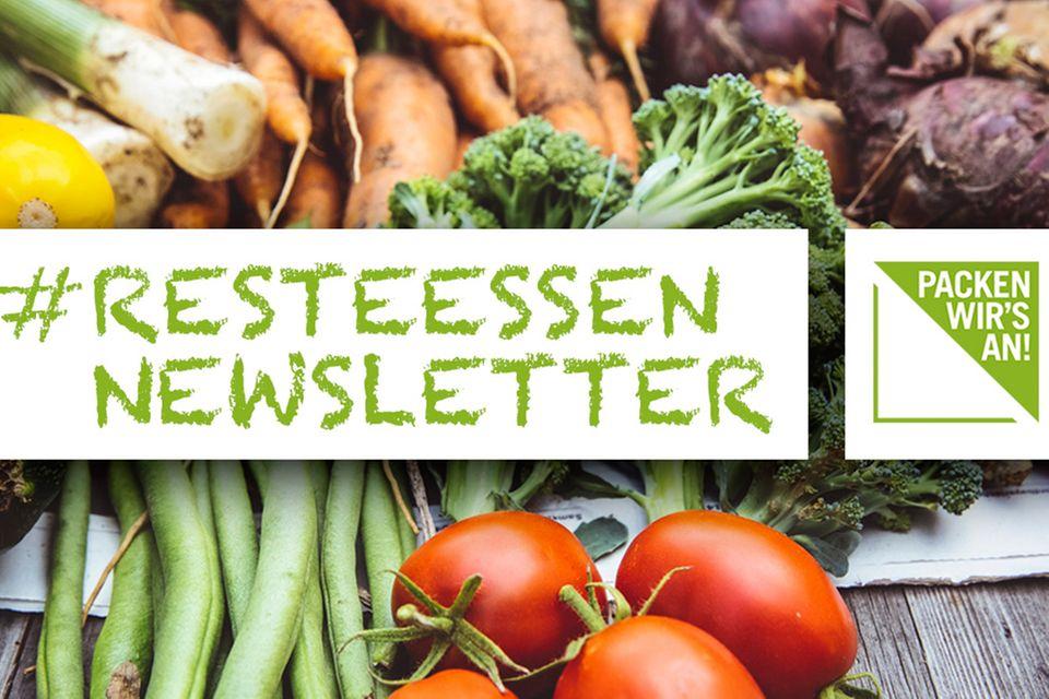 Teaser Newsletter Resteessen