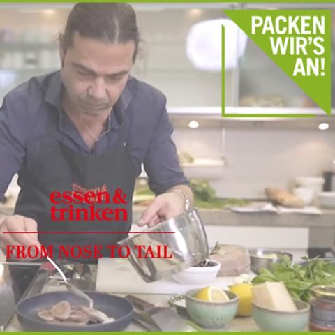 Achim kocht: nachhaltig. nose to tail