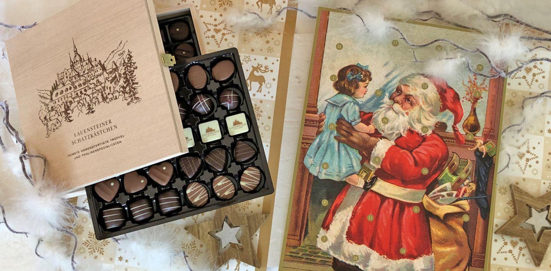Gewinnspiel: Süße Schätze aus Meisterhand