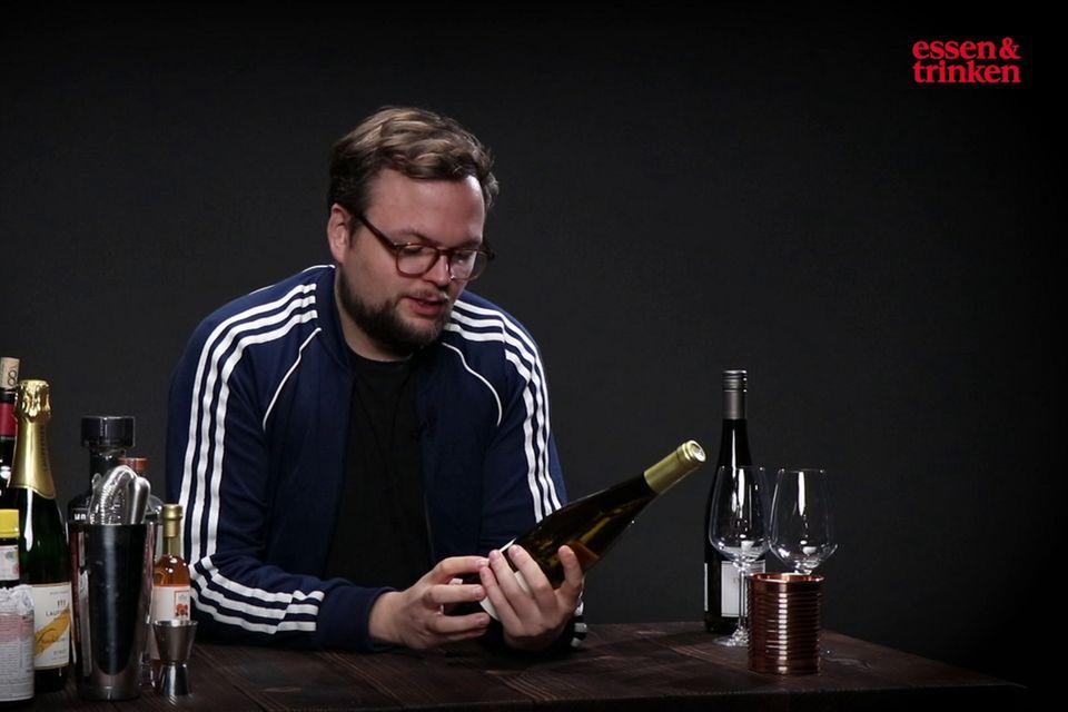 Süßer Wein vs.trockener Wein