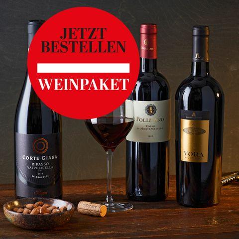 Teaser essen & trinken Weinpaket November 2020