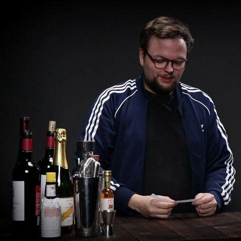 Standbild Benedikt Ernst süßer vs. trockener Wein