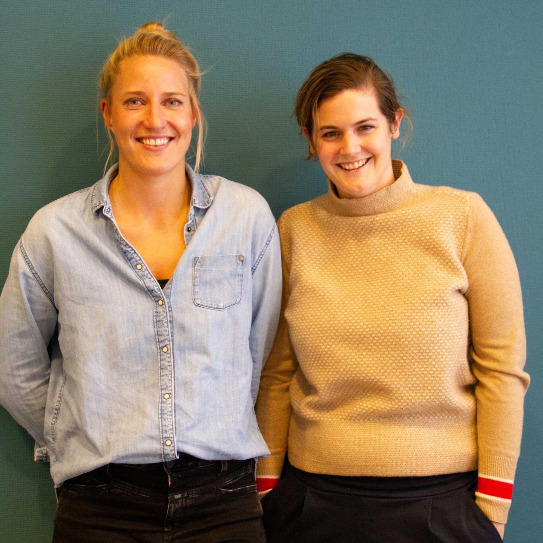 """Podcast """"Quatschen mit Sauce"""" Christina Hollstein und Viktoria Fuchs"""