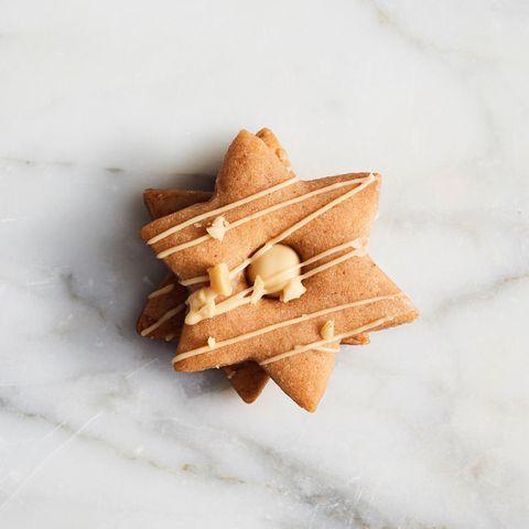 Erdnuss-Sterne