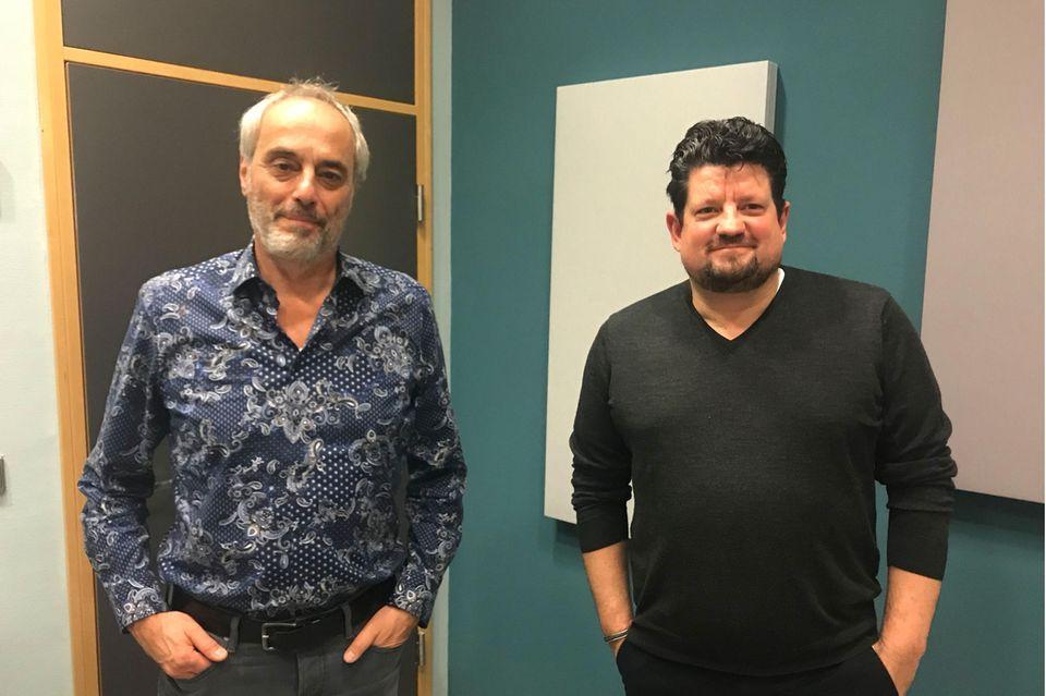 Christian Rach und Jan Spielhagen Podcast Quatschen mit Sauce