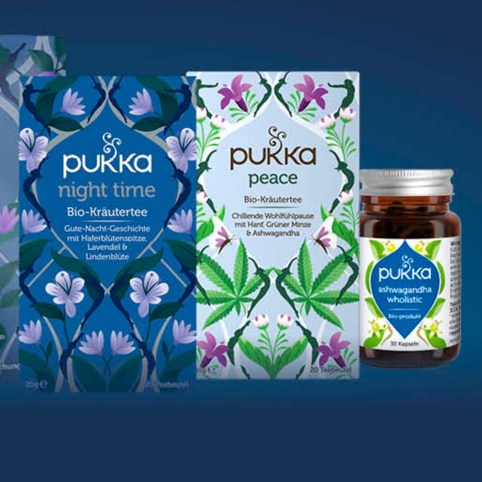 Gewinnspiel: Sanfte Winterträume mit natürlichen Kräutern von Pukka Herbs