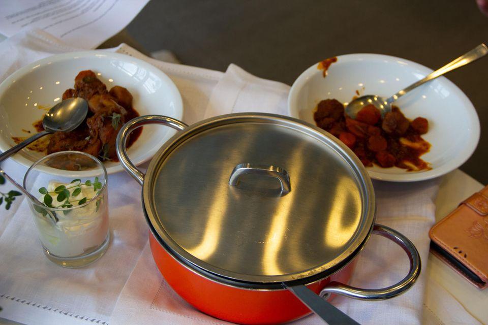 Suppe Paprikás krumpli